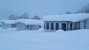 Mye snø vinteren 2015