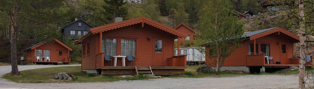 Haugen Hytteutleie og Camping – Sirdal